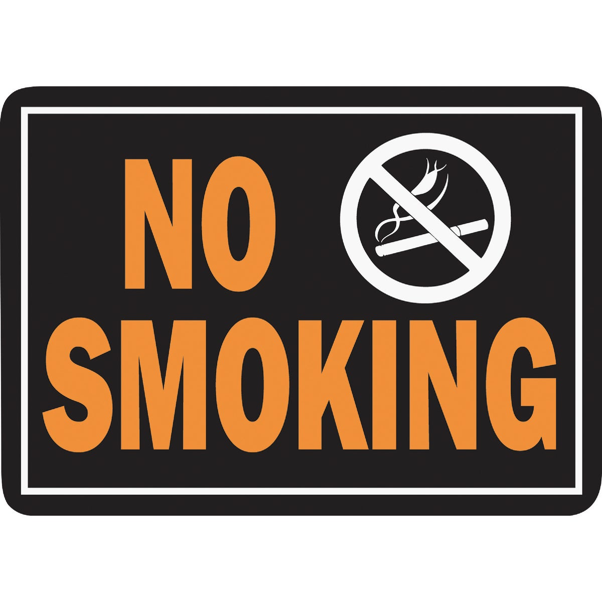 10X14 NO SMOKING SIGN - 811 by Hy Ko Prods Co