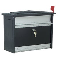 Solar Group BLACK SECURITY MAILBOX MSK