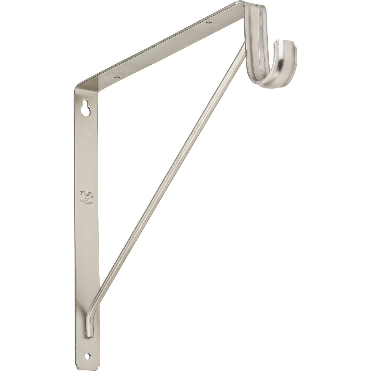SN SHELF & ROD BRACKET - N820209 by National Mfg Co