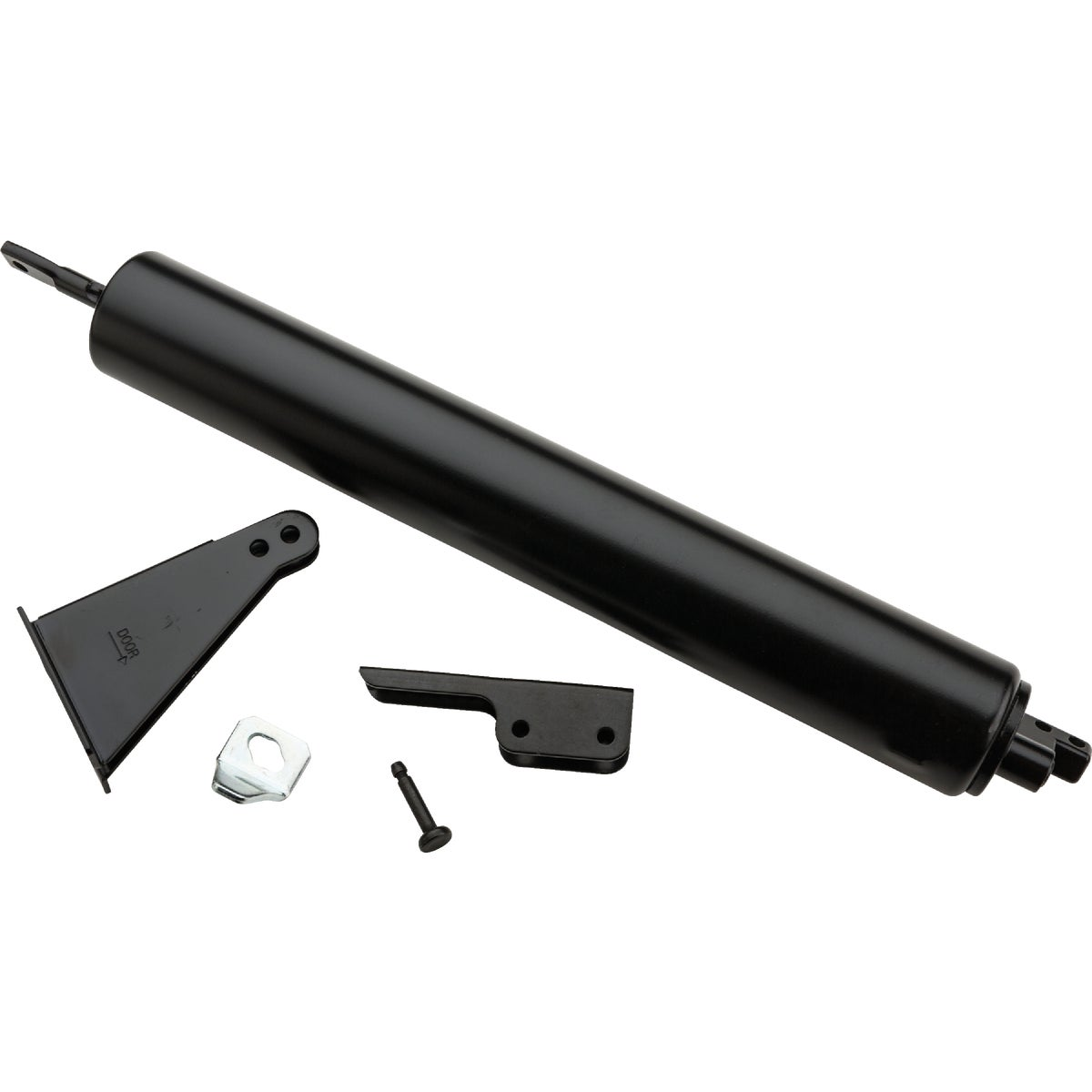 BLK H/DUTY DOOR CLOSER - V150BL by Hampton Prod Intl