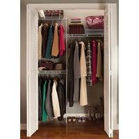 ClosetMaid 5-8 S&R CLOSET ORGANIZER 162800