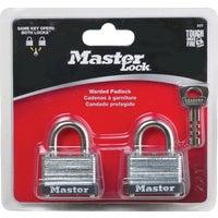 Master Lock 2PK 1-1/2