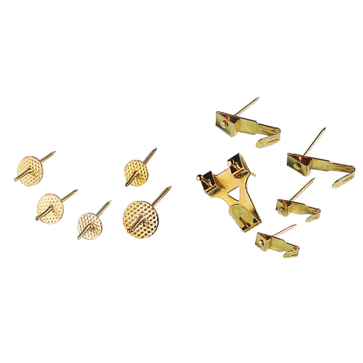 ASSORTED E-Z HANGERS - 122188 by Hillman Fastener