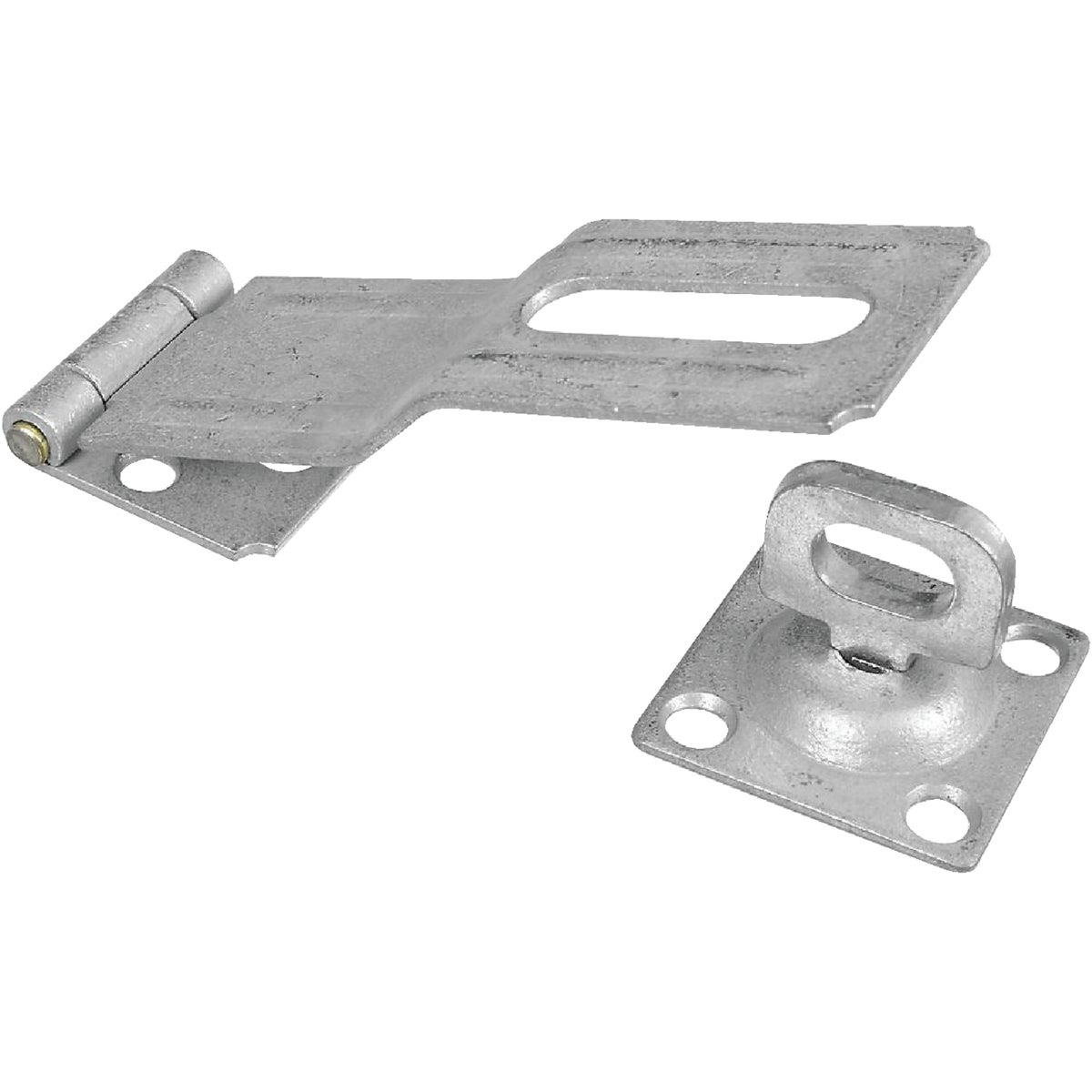 "4-1/2""SWIVEL SAFETY HASP"