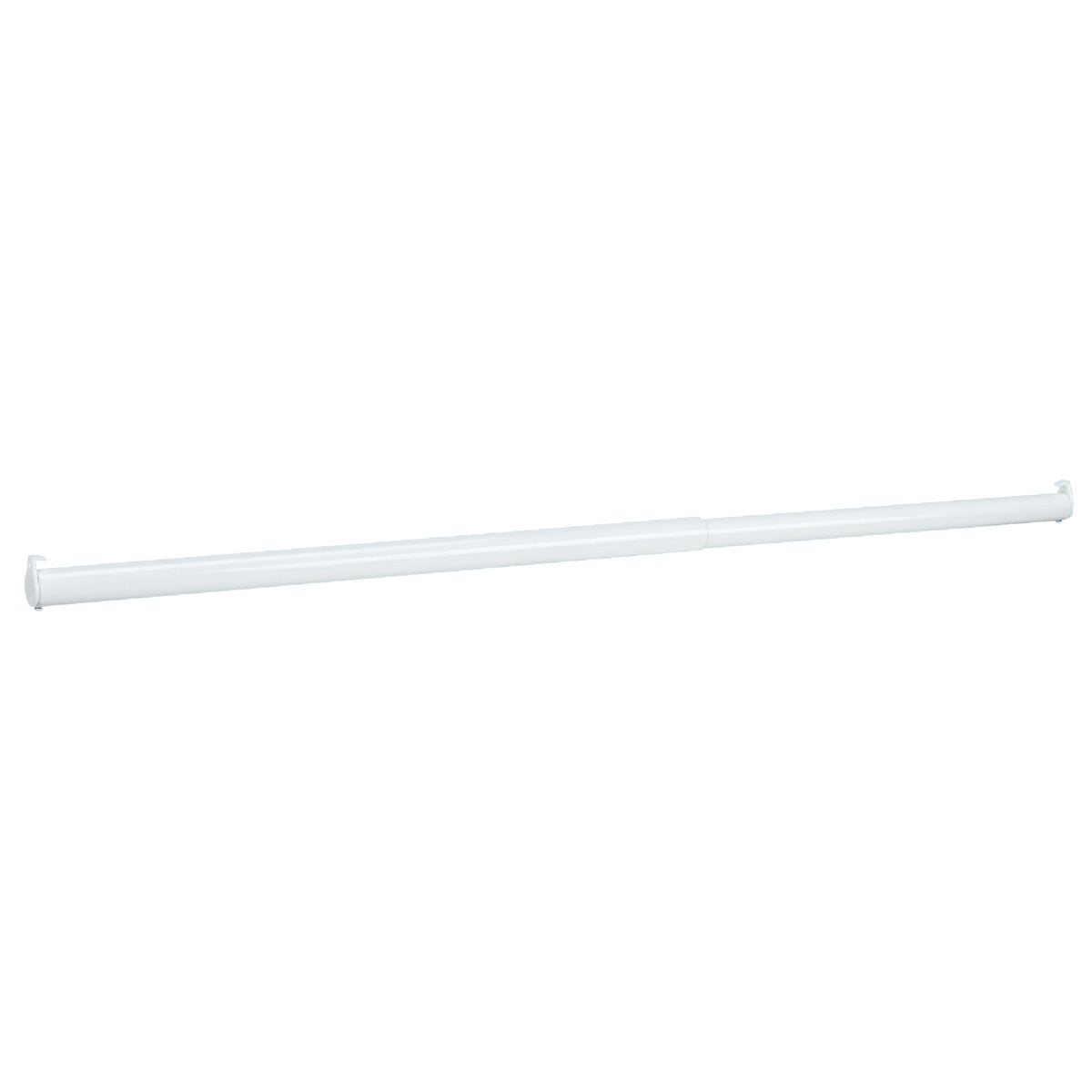ADJUSTABLE CLOSET ROD - RP-0021-30/48 by Knape & Vogt Mfg Co