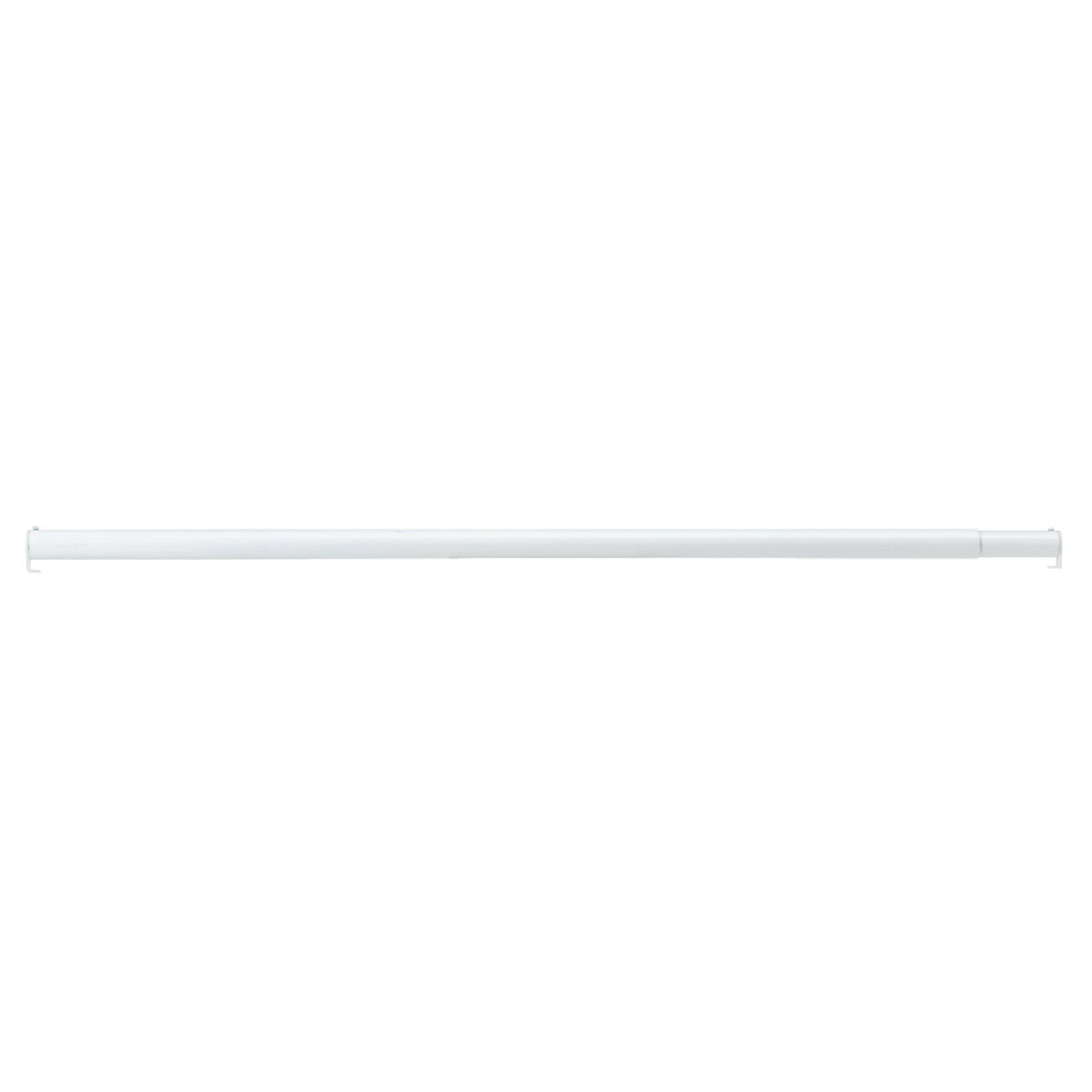 ADJUSTABLE CLOSET ROD - RP-0021-48/72 by Knape & Vogt Mfg Co