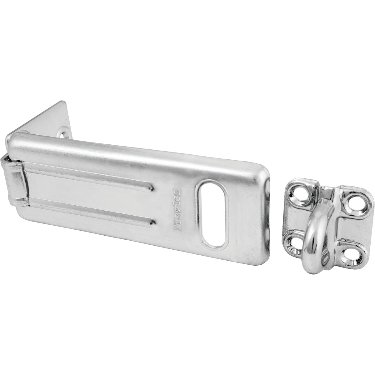 "4-1/2"" SAFETY HASP - 704DPF by Master Lock Company"