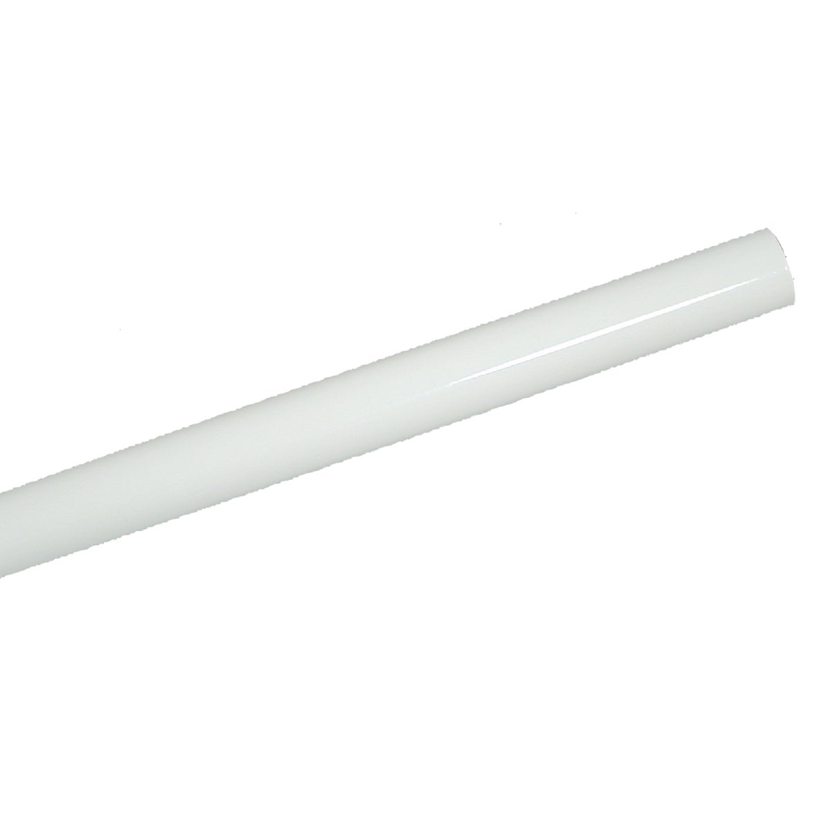 6' WHITE CLOSET POLE - 0018-6 by Knape & Vogt Mfg Co