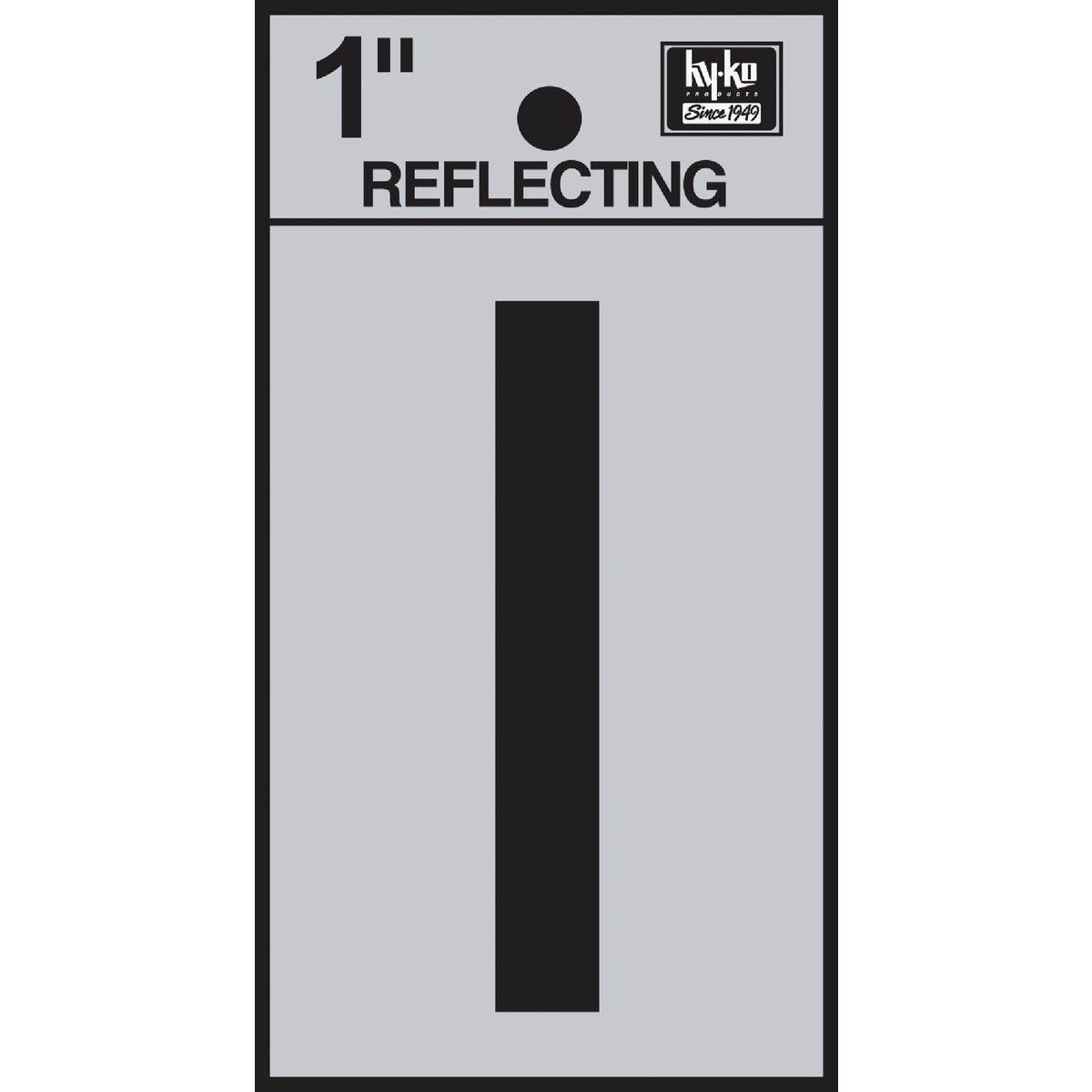 """1"""" REFLECT LETTER I"""