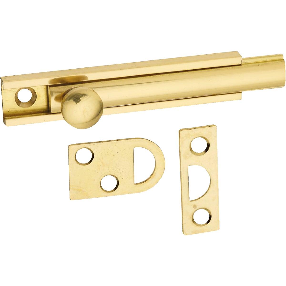 Brass Door Surface Bolt