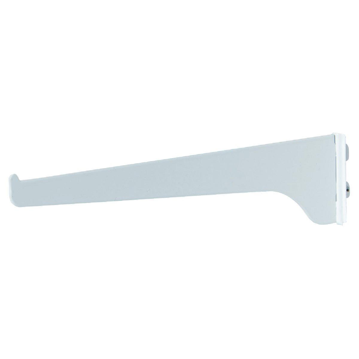 "10"" WHITE BRACKET - 180WH by Knape & Vogt Mfg Co"