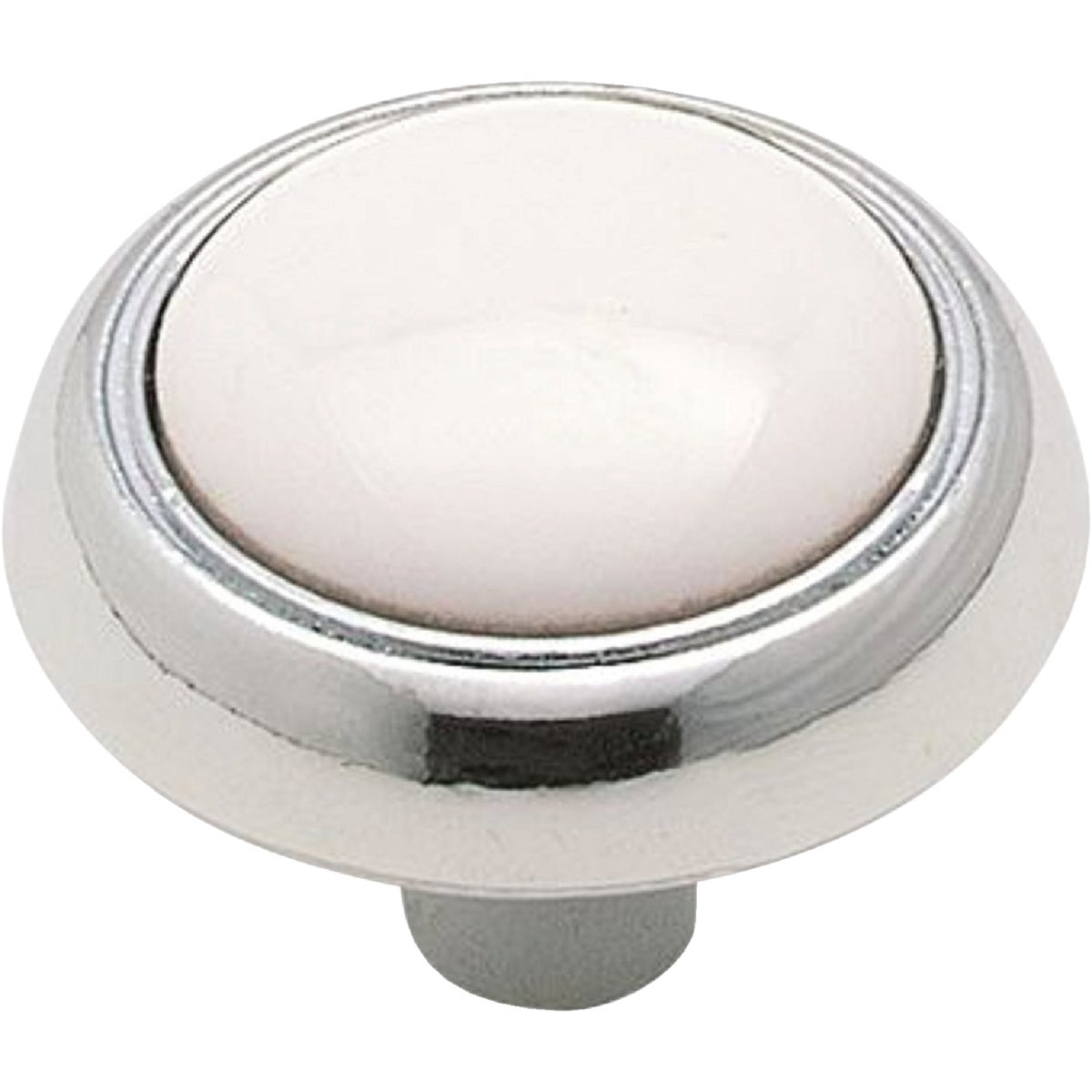 "1-1/4"" WCH KNOB W/INSERT - 262WCH by Amerock Corporation"