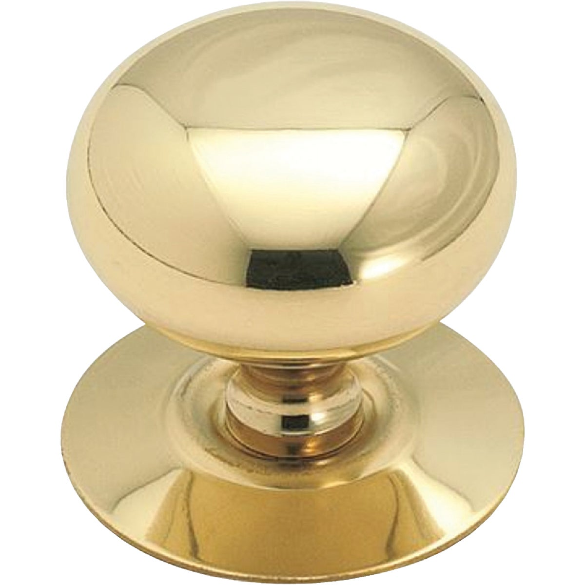 "1-1/2"" KNOB W/BACKPLATE - 544 by Amerock Corporation"