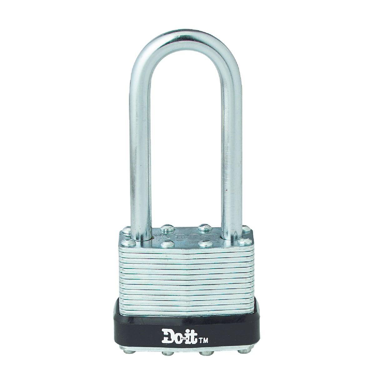 """1-1/2"""" LAMINATED PADLOCK - 1803DLJDIB by Master Lock Company"""