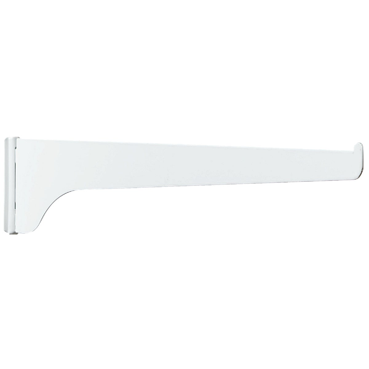 "12"" WHITE BRACKET - 180WH by Knape & Vogt Mfg Co"