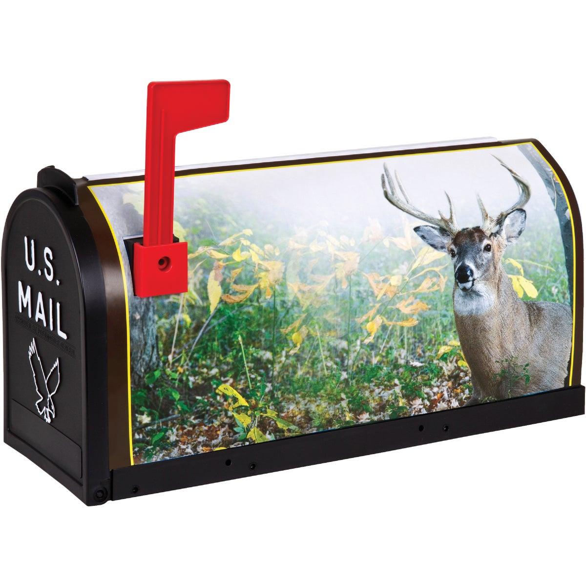 Flambeau T2 Deer Decorative Post Mount Mailbox