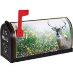 No. 1 Deer Decorative Mailbox