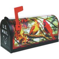 Flambeau Prod. #1 POLY CARDINAL MAILBOX T-RD-CRD
