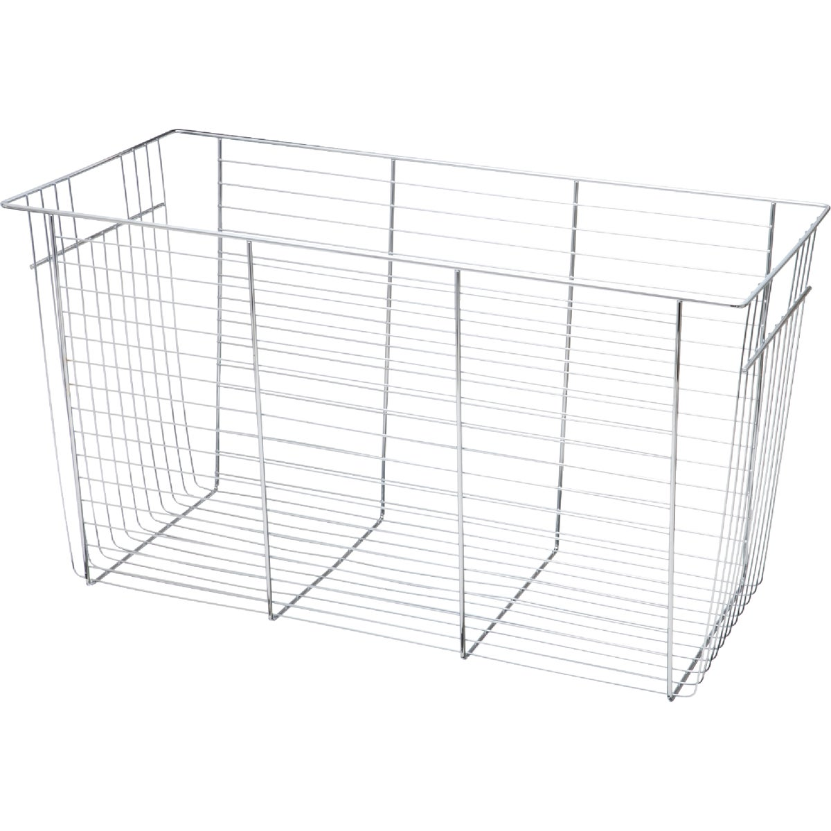 "6"" CHROME BASKET - 7510140634 by Schulte Corp"