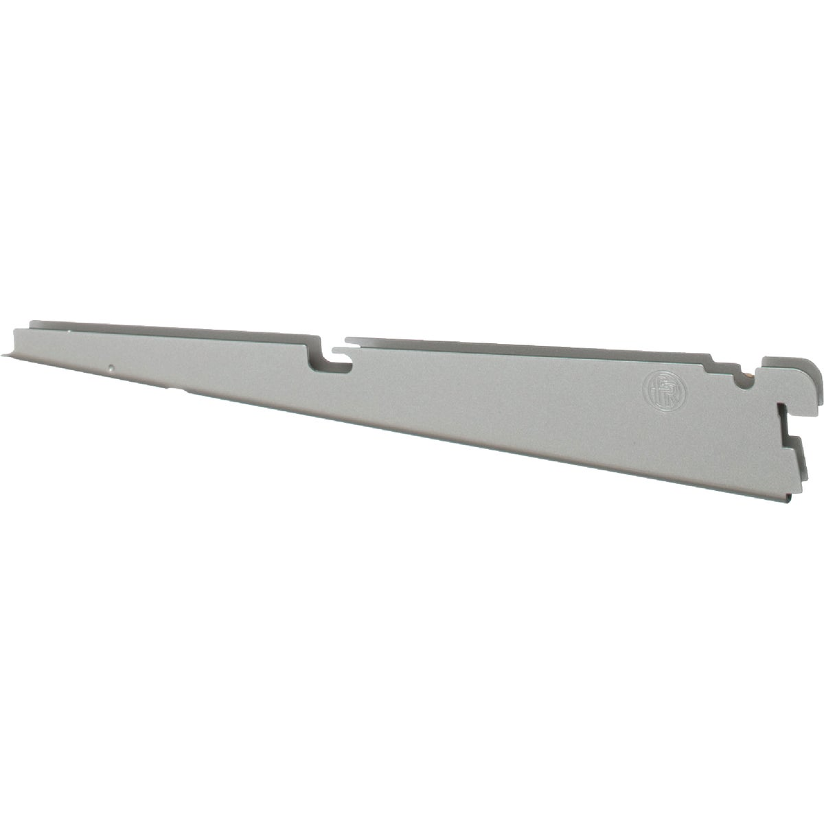 "12"" NKL SHELF BRACKET - 7913141245 by Schulte Corp"