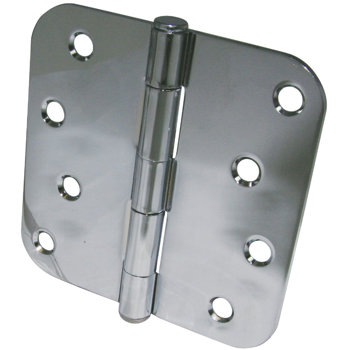 "4"" 5/8"" RAD PC 3PK HINGE - 61754 by Ultra Hardware"