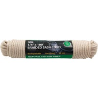 Do it Best Imports 100' #8 COTTON SASH CORD 218856