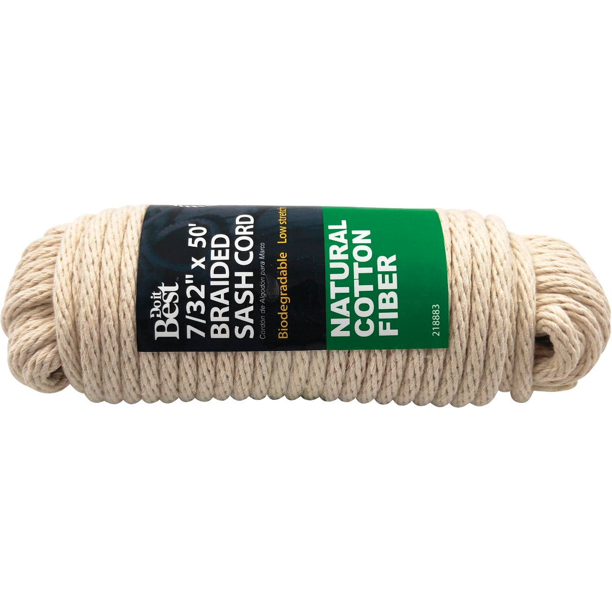 50' #7 COTTON SASH CORD