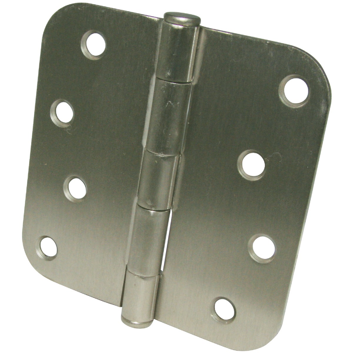 "4"" 5/8"" RAD SN 3PK HINGE - 61751 by Ultra Hardware"