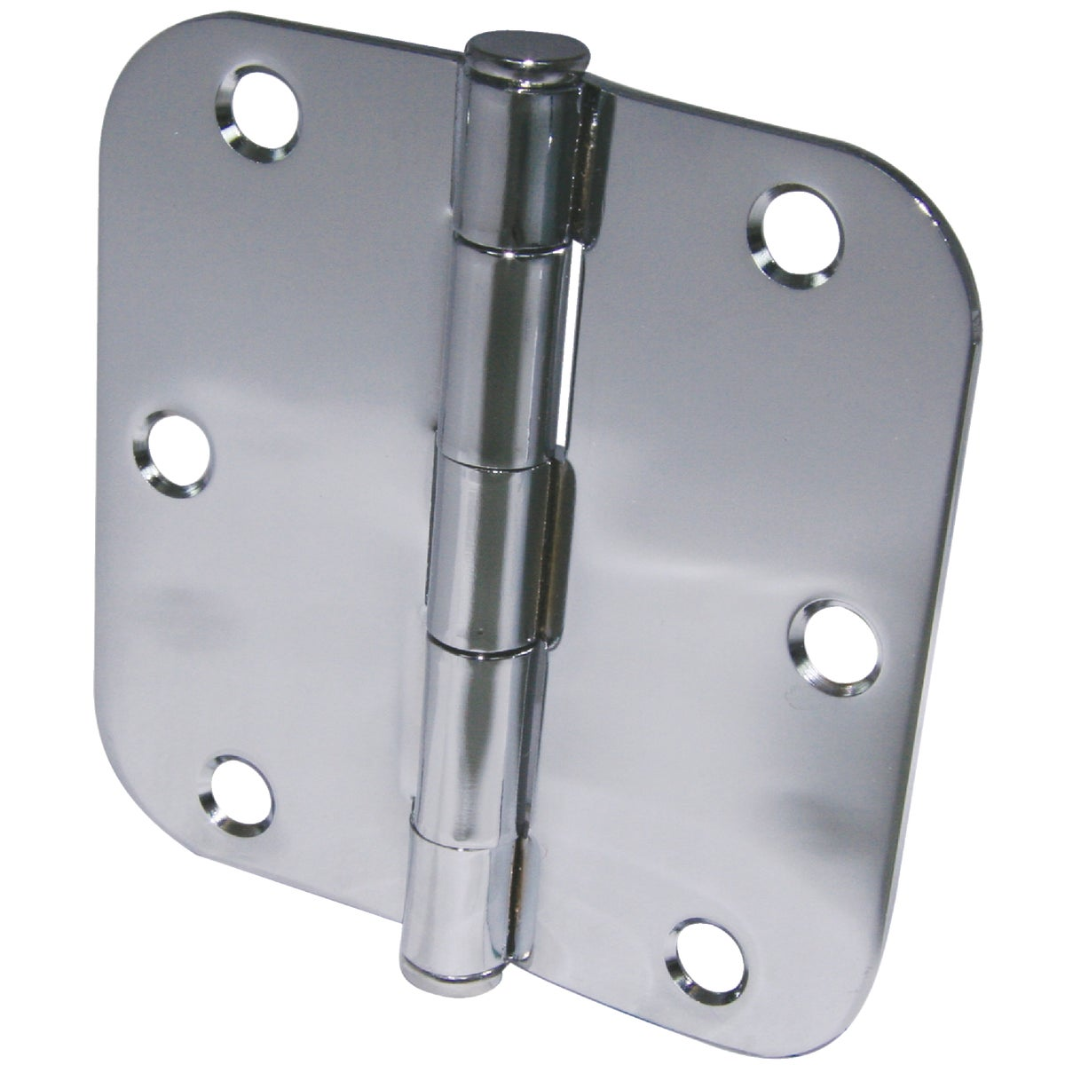 "3.5"" 5/8RAD PC 3PK HINGE - 61744 by Ultra Hardware"