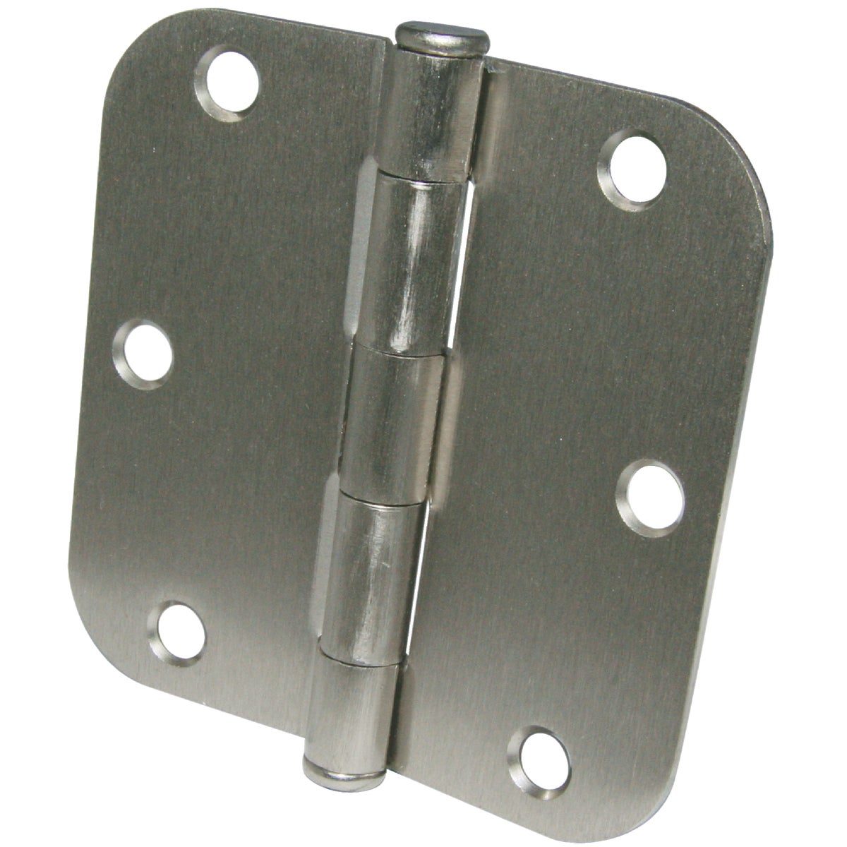 "3.5"" 5/8RAD SN 3PK HINGE - 61741 by Ultra Hardware"