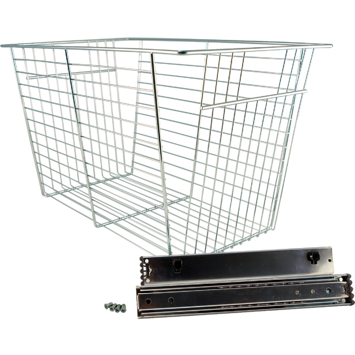 "13"" CHROME BASKET - 7510141334 by Schulte Corp"