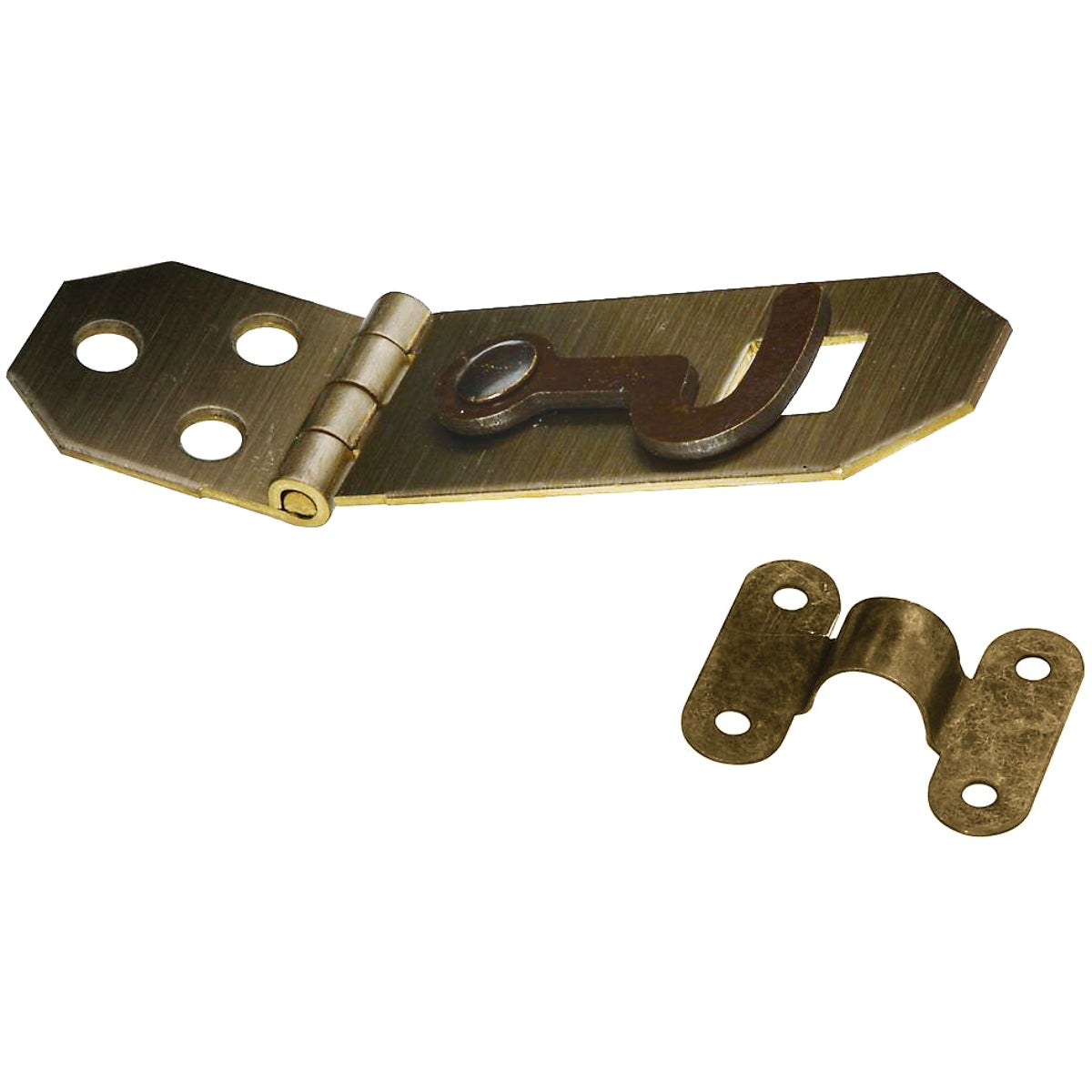 3/4X2-3/4 AB HASP - N211920 by National Mfg Co