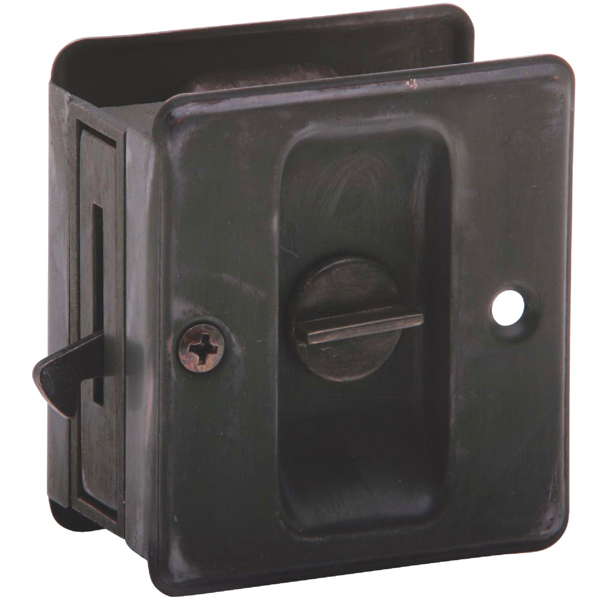 ABRZ PR POCKET DOOR PULL - SC991B-716 by Schlage Lock Co