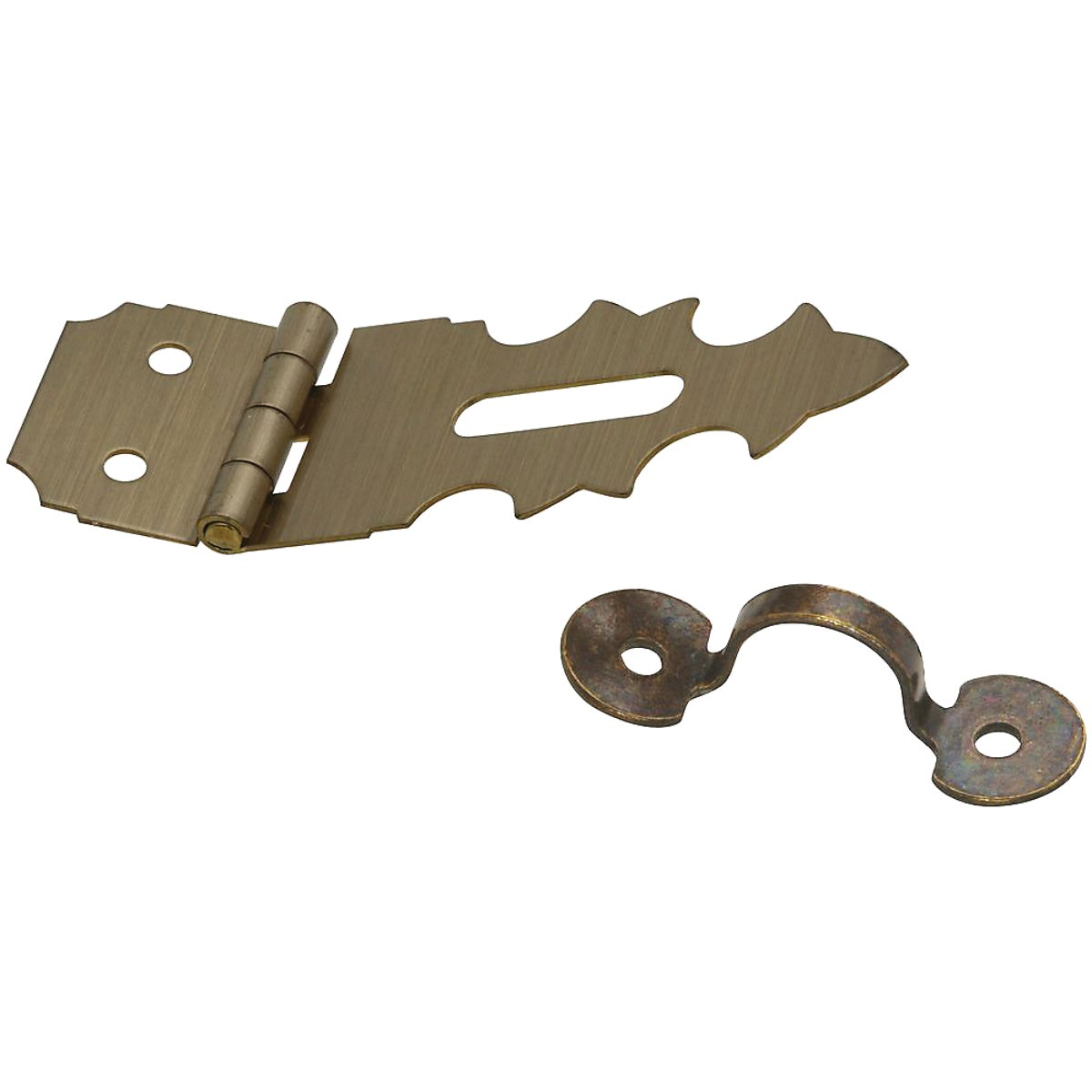 5/8X1-7/8 AB HASP - N211474 by National Mfg Co