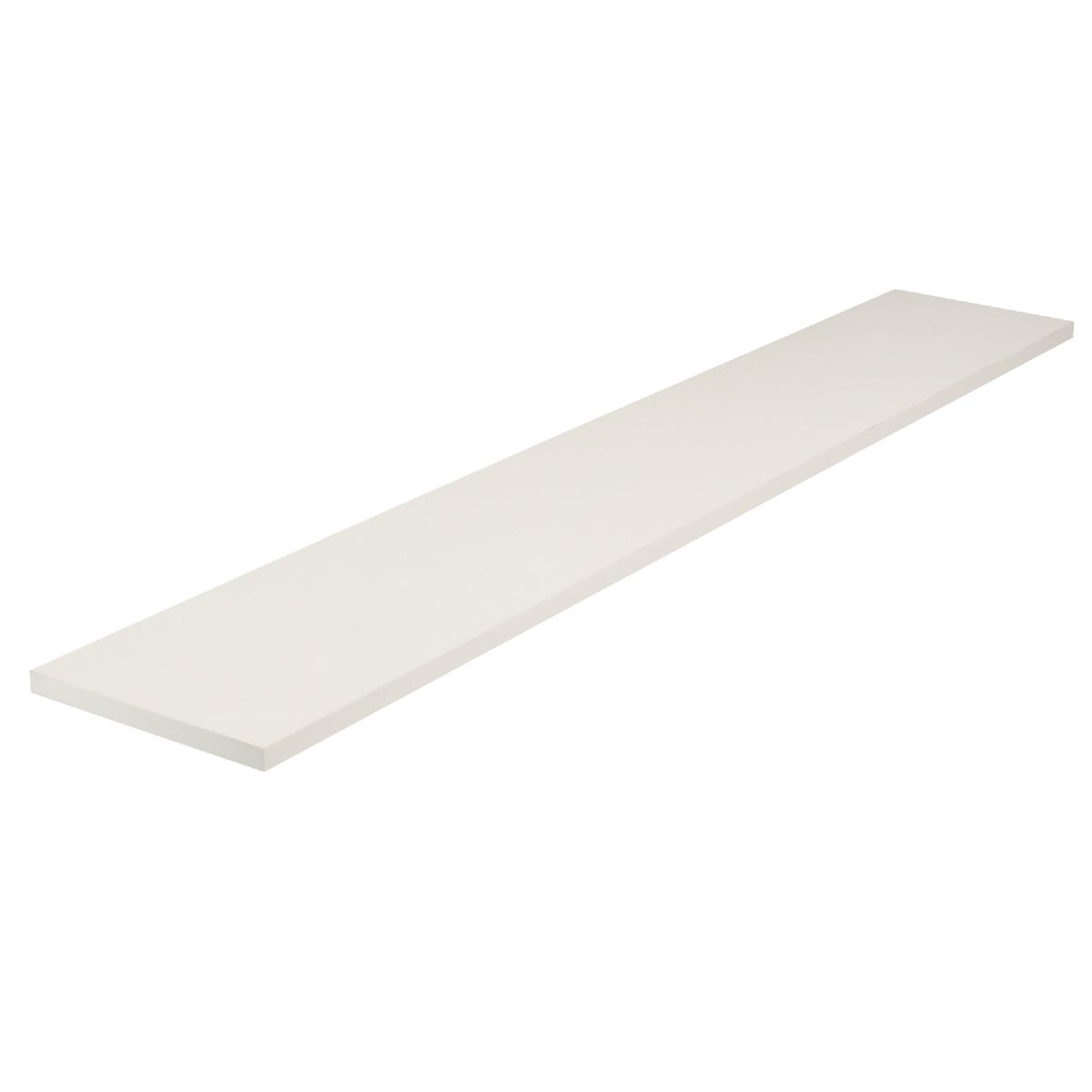 8X48 WHITE SHELF - 1980WH by Knape & Vogt Mfg Co
