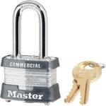 Master Lock 1-3/4 In. Wide 4-Pin Tumbler Padlock
