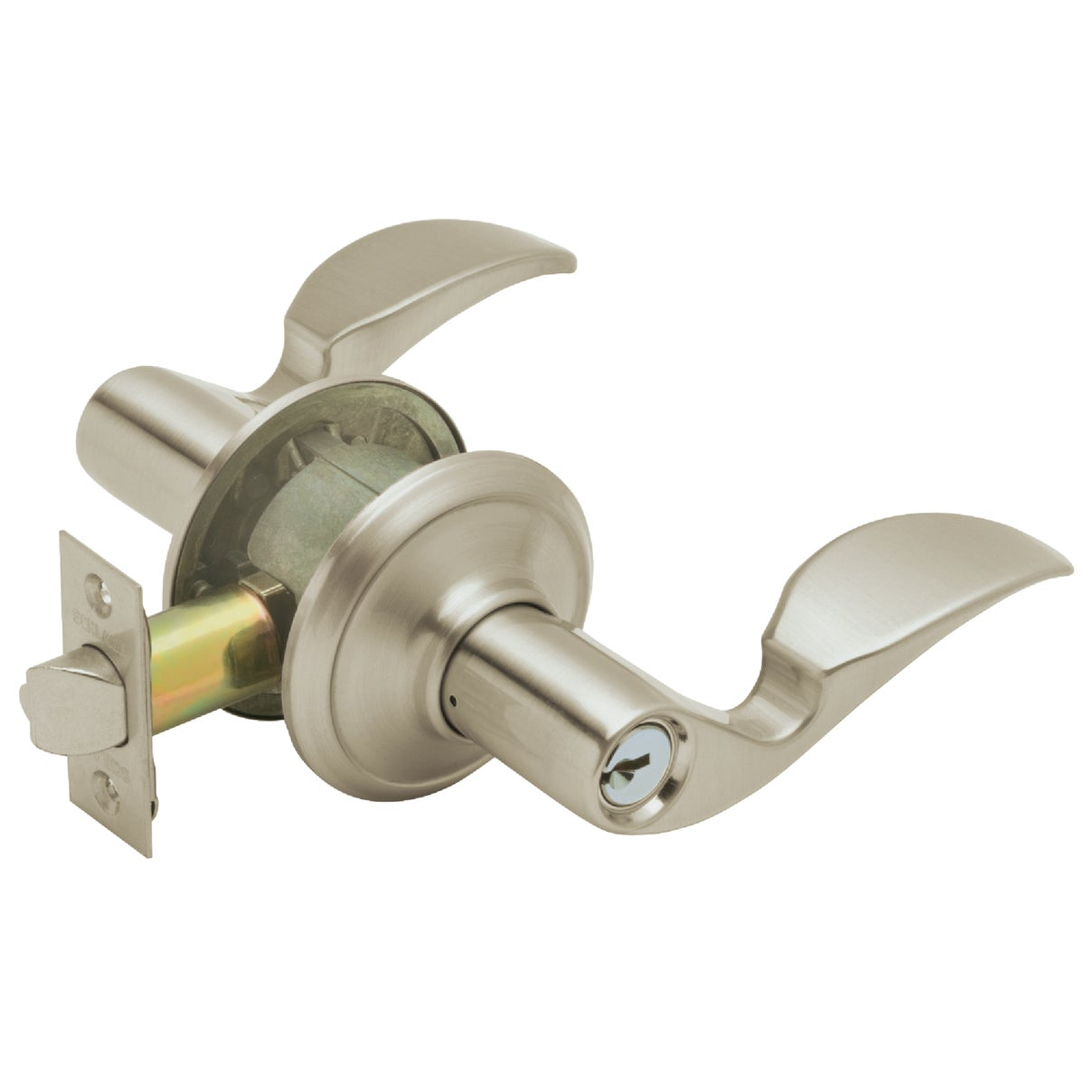 SN AVANTI ENTRY LEVER - F51VAVA619 by Schlage Lock Co