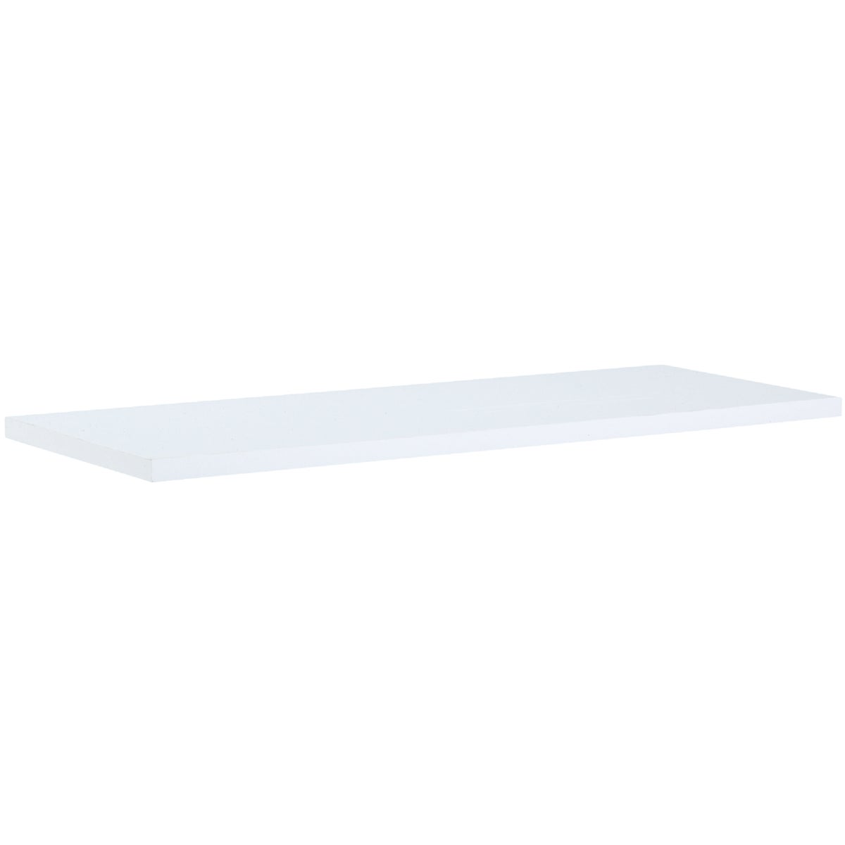 10X24 WHITE SHELF - 1980WH by Knape & Vogt Mfg Co