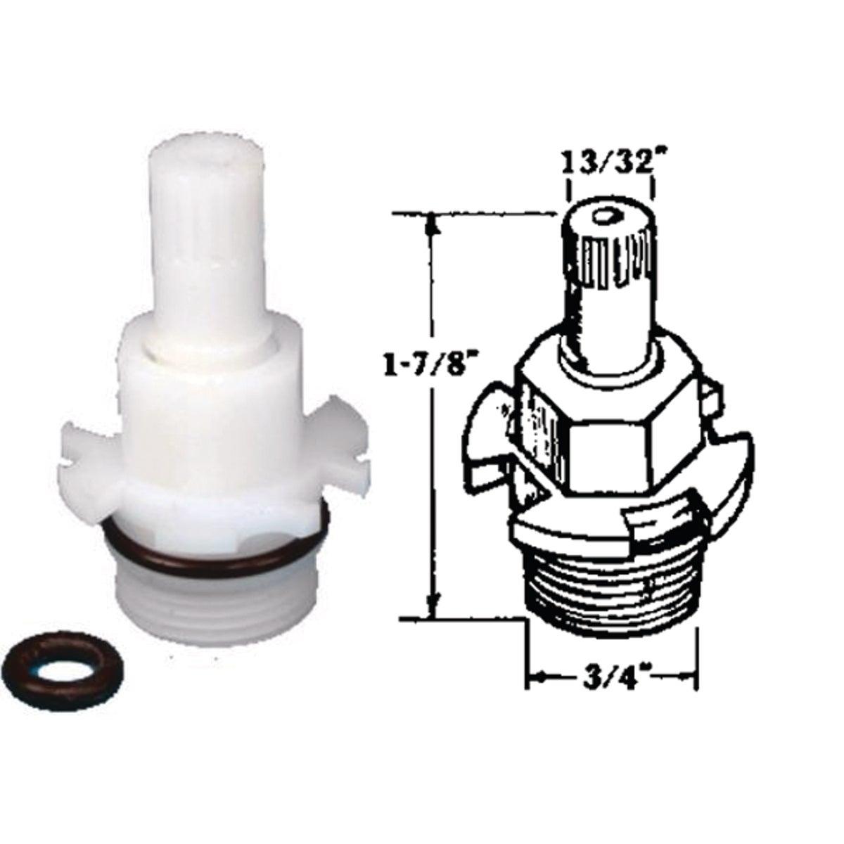 UTOPIA FAUCET STEM - P-119C by U S Hardware
