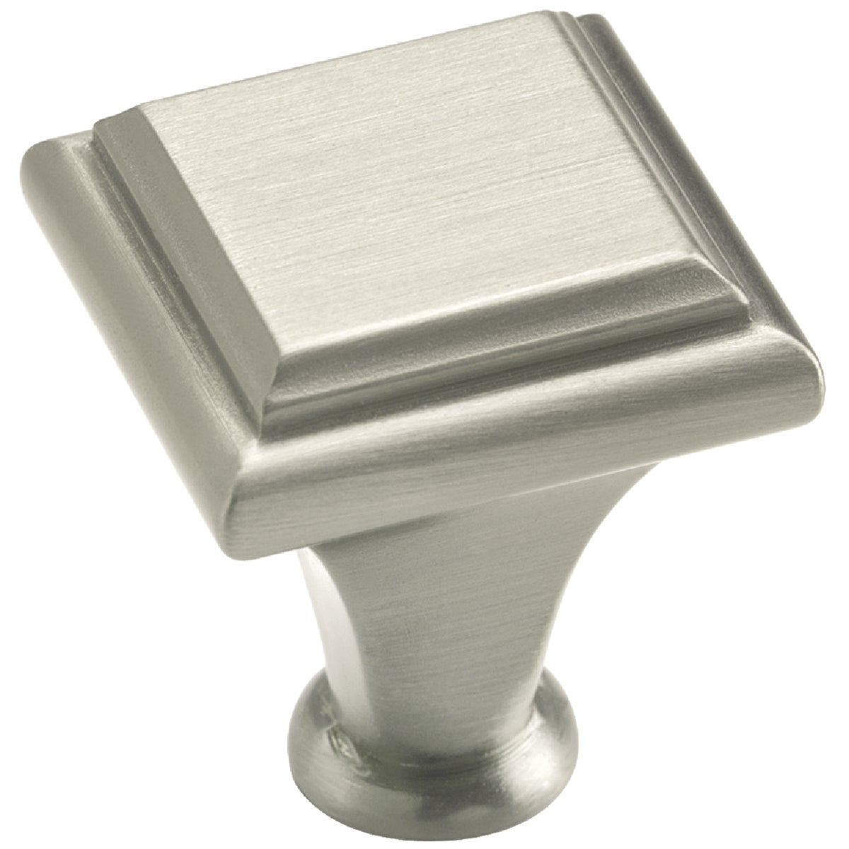 SATIN NICKEL KNOB