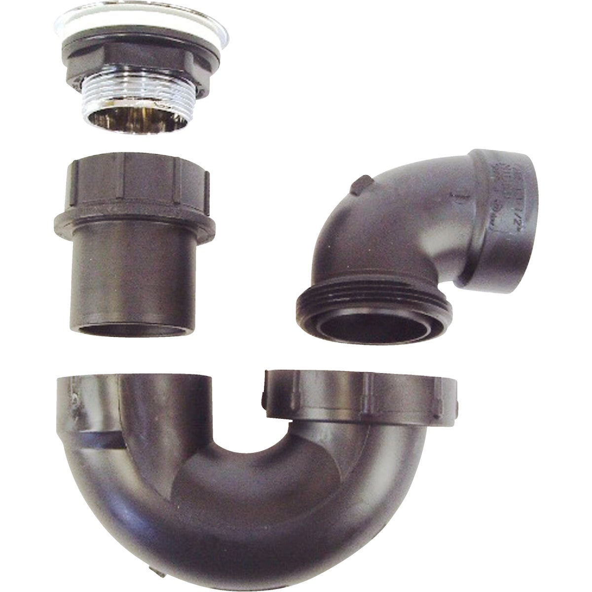 Bathtub P-Trap Drain Kit