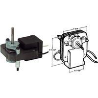 United States Hdwe. EXHAUST FAN MOTOR V-001B