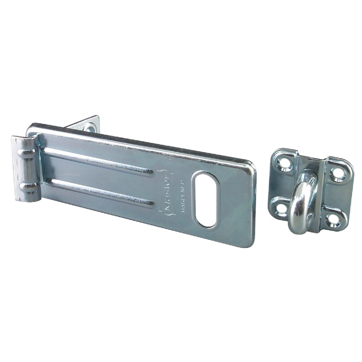 "6"" SAFETY HASP - 706D by Master Lock Company"