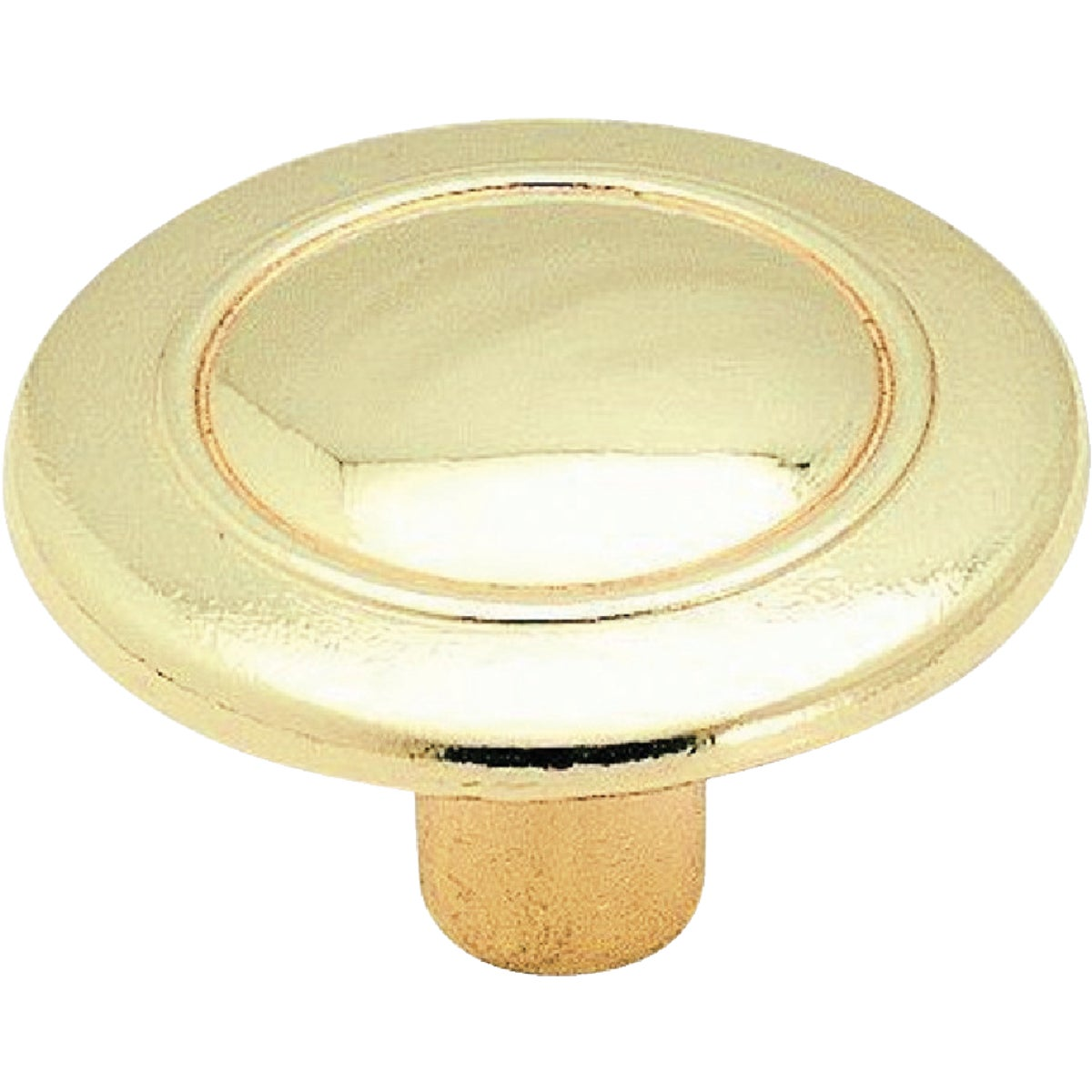 "1-1/4"" PB KNOB - 256PB by Amerock Corporation"