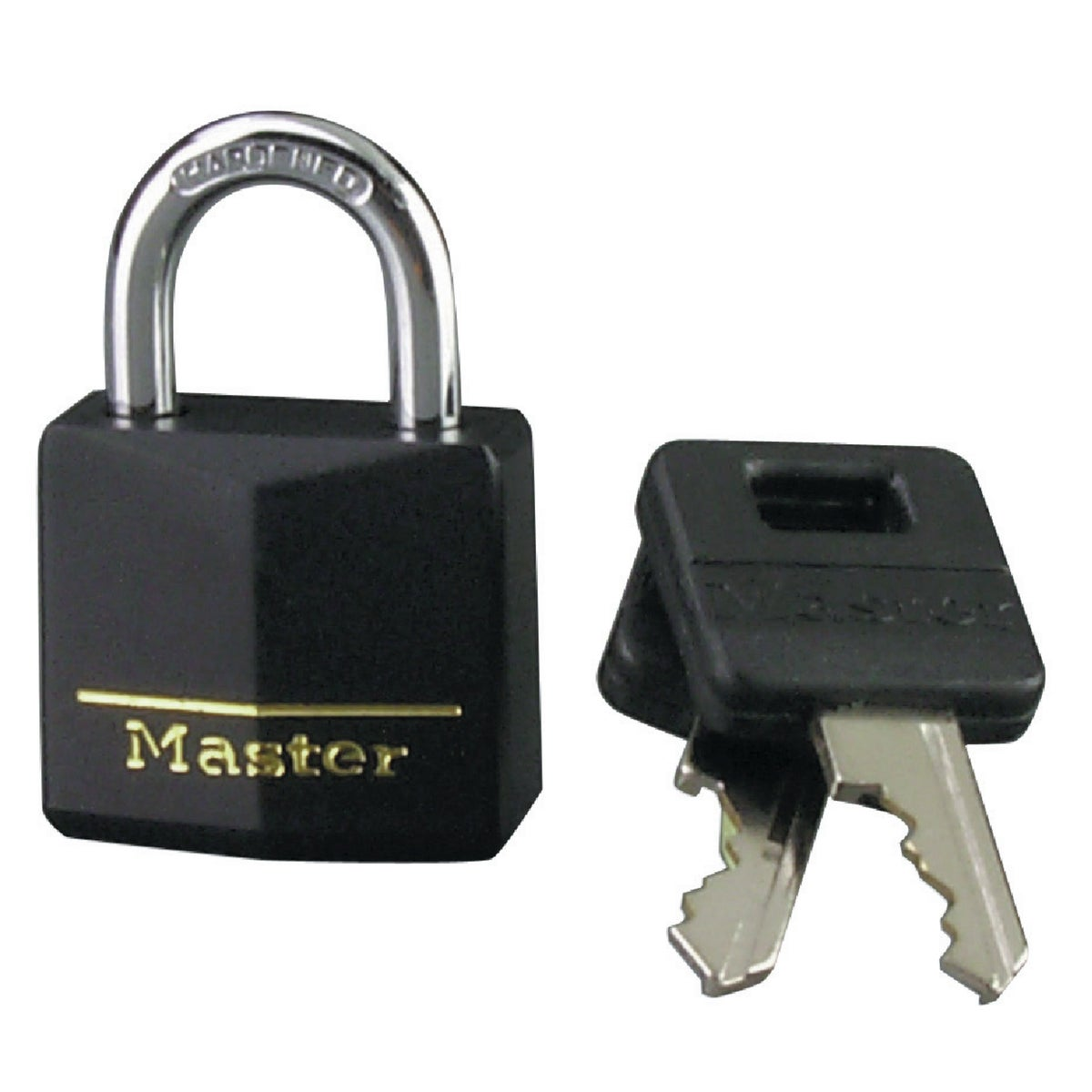 "1-3/16"" CVR ALUM PADLOCK - 131D by Master Lock Company"