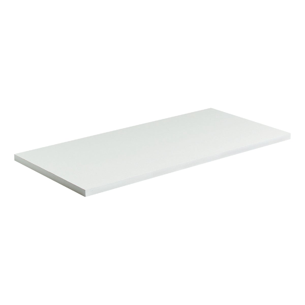12X24 WHITE SHELF - 1980WH by Knape & Vogt Mfg Co