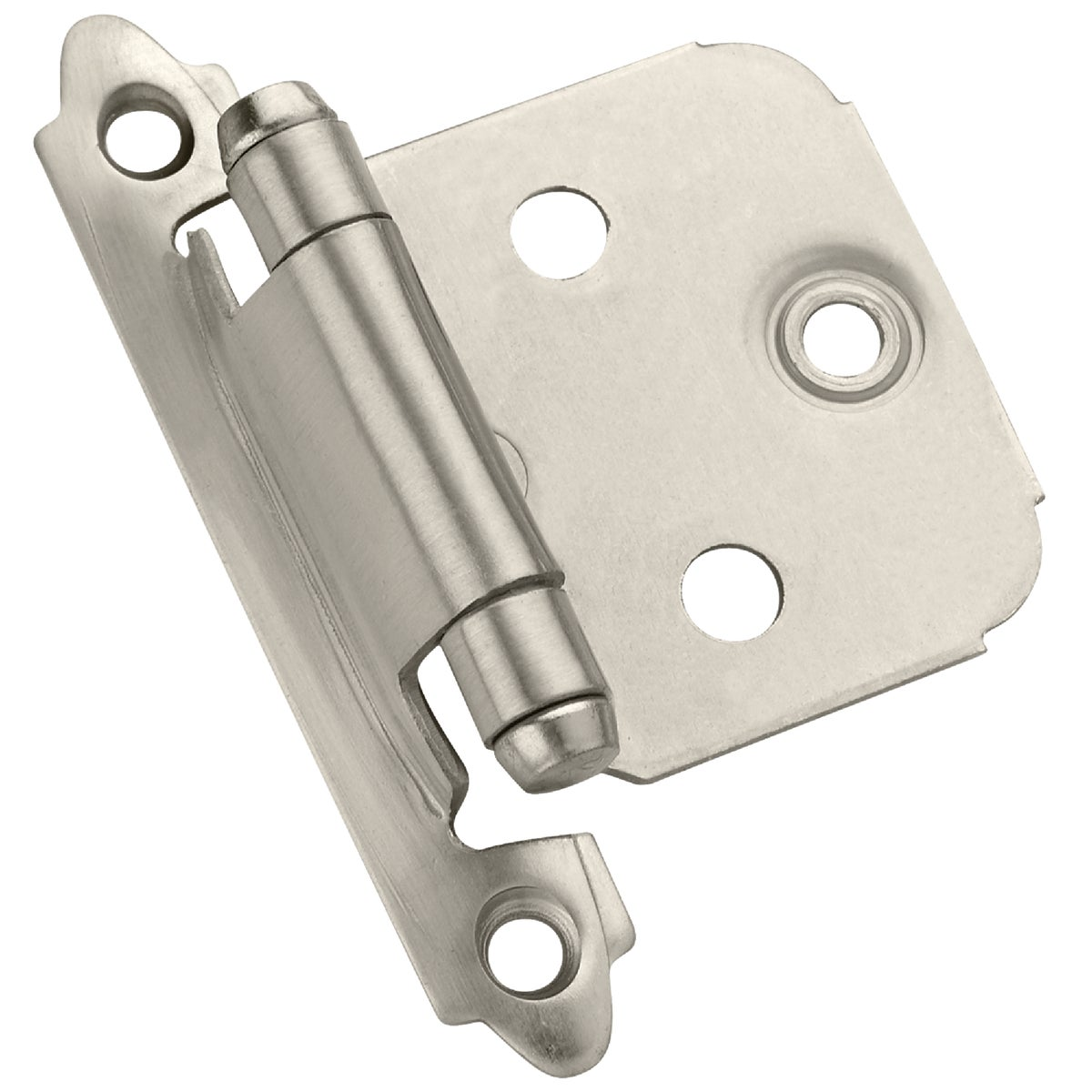 SATIN NICKEL SC HINGE