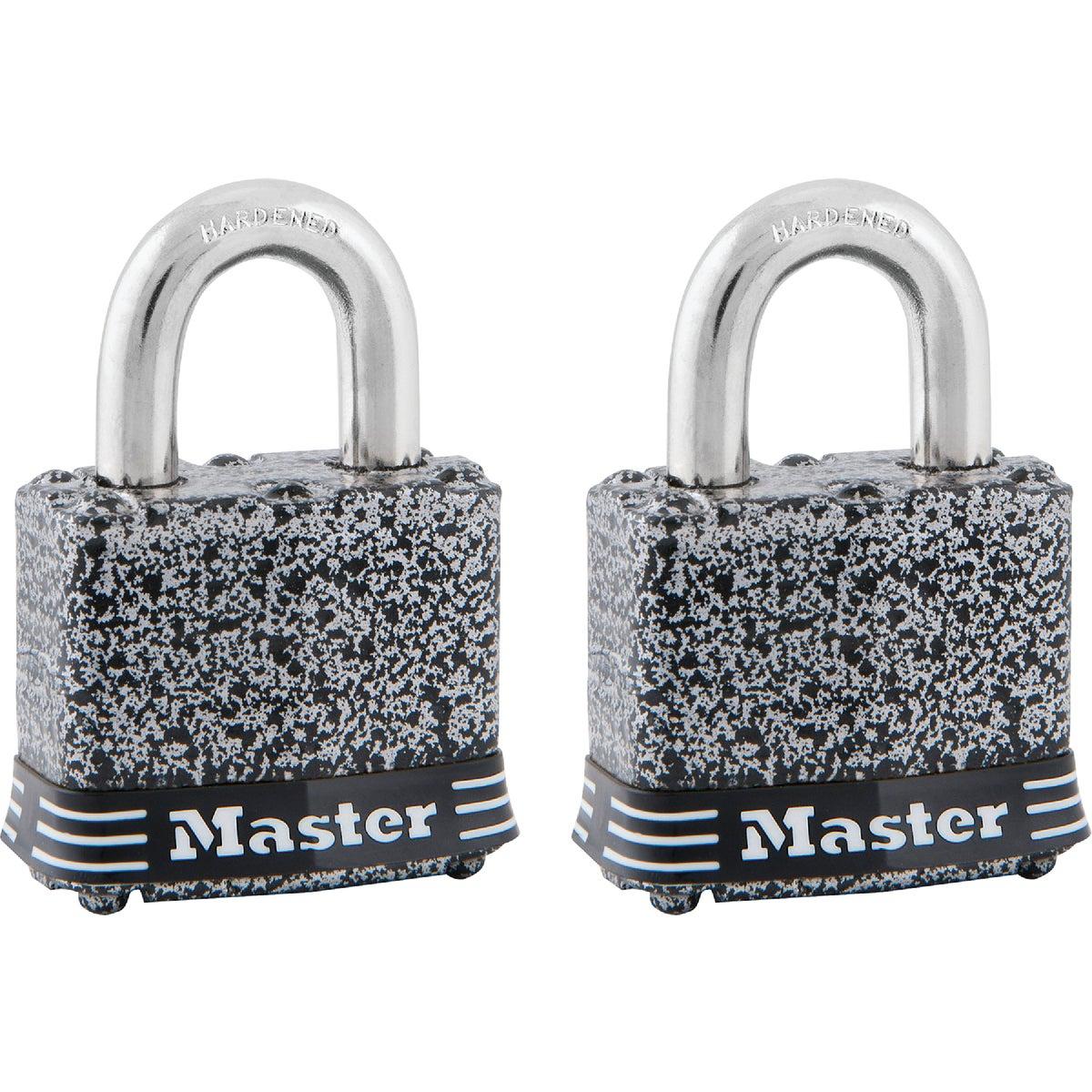 """2PK 1-1/2"""" PADLOCK - 380T by Master Lock Company"""