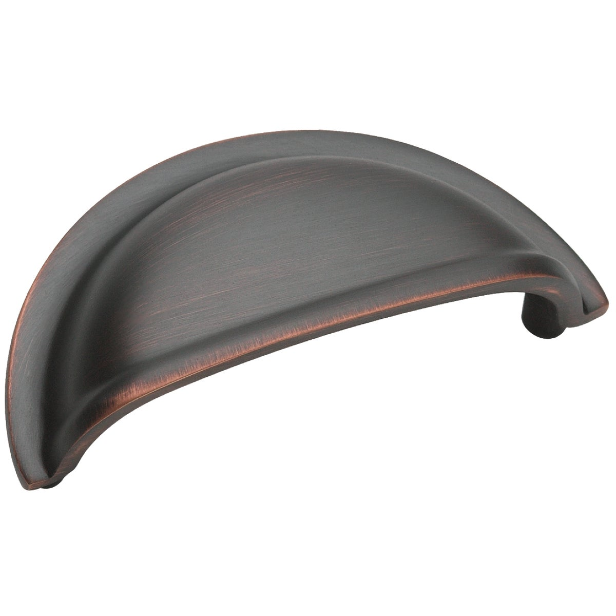 OIL-RUBBED BRONZE PULL
