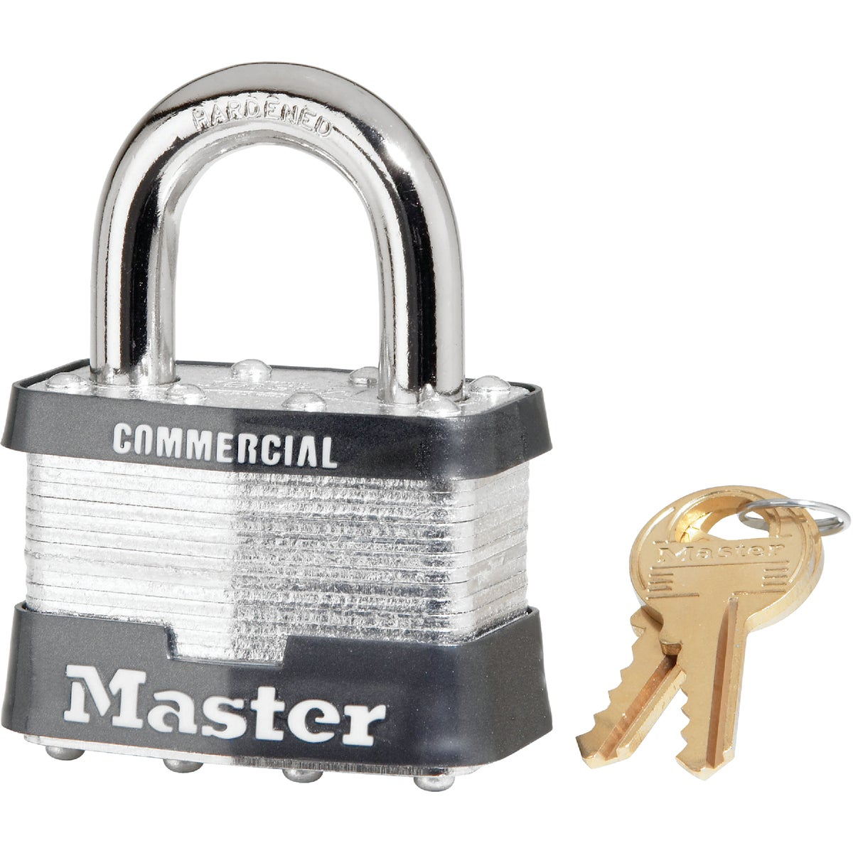 """2"""" A201 PADLOCK - 5KA by Master Lock Company"""